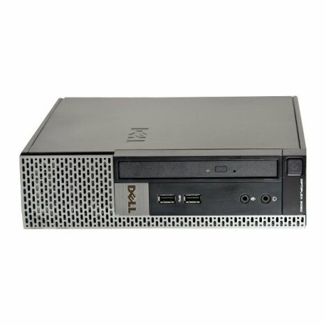 Calculator Dell Optiplex 9020 Desktop USFF, Intel Core i5 Gen 4 4690 3.5 GHz, 4 GB DDR3, 500 GB HDD